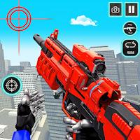 US Police Robot Counter Terrorist Shooting Games Apk Download
