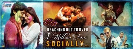 One Million Fans following on Eros Now… and Counting!