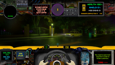 Cybertaxi PC Free Download