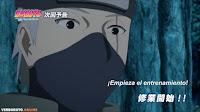 Boruto: Naruto Next Generations Capitulo 168 Sub Español HD