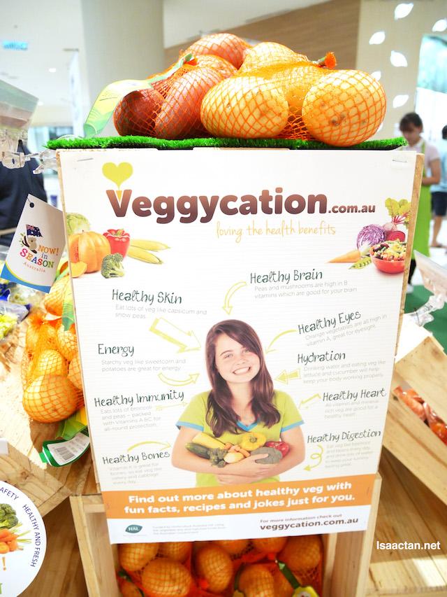 Veggies for all!