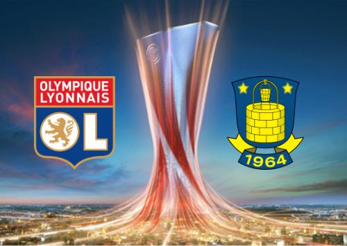Lyon vs Brøndby Highlights 30 September 2021
