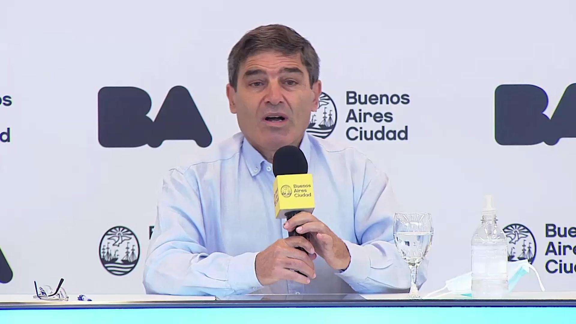 """Fernán Quirós: """"Hay que evaluar las últimas restricciones para avanzar con nuevas medidas para la segunda ola de coronavirus"""""""