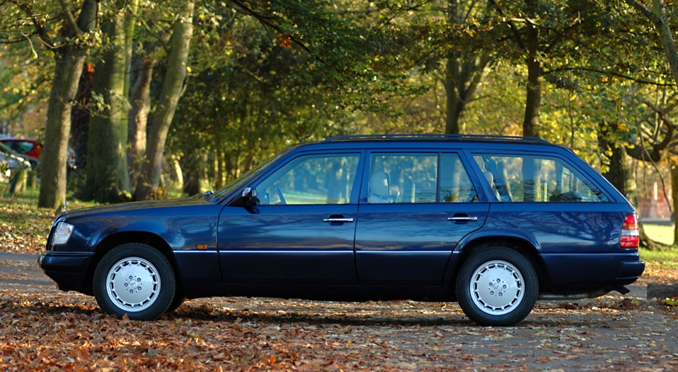 Speedmonkey: Mercedes-Benz W124 estate - an appreciation