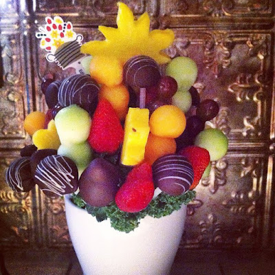 edible arrangement - so yummy
