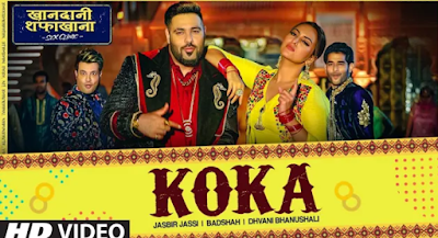 Koka song lyrics | Khandaani shafakhana | Badshah new song 2019