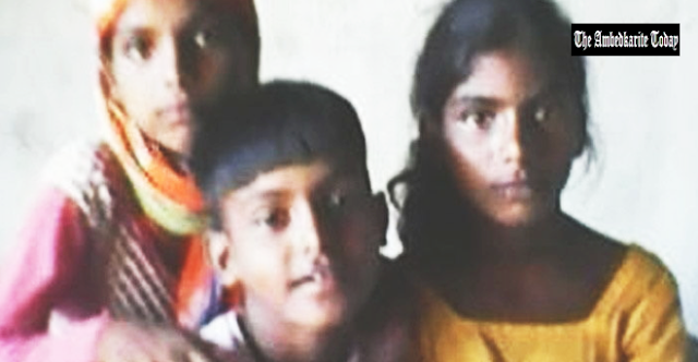 Received orders to kill the demons in his dream - The killer of innocent Dalit children