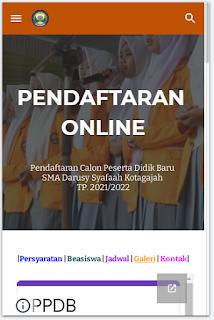 Cara Mendaftar Online