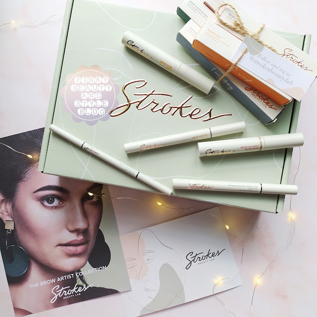 Strokes Beauty Lab Review and Launch The Brow Artist Collection