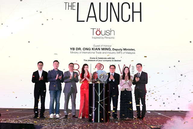 Toush, Toush Smart Appliances Series, Lifestyle