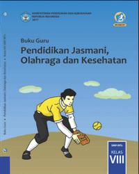 Buku PJOK Guru Kelas 8 k13 2017