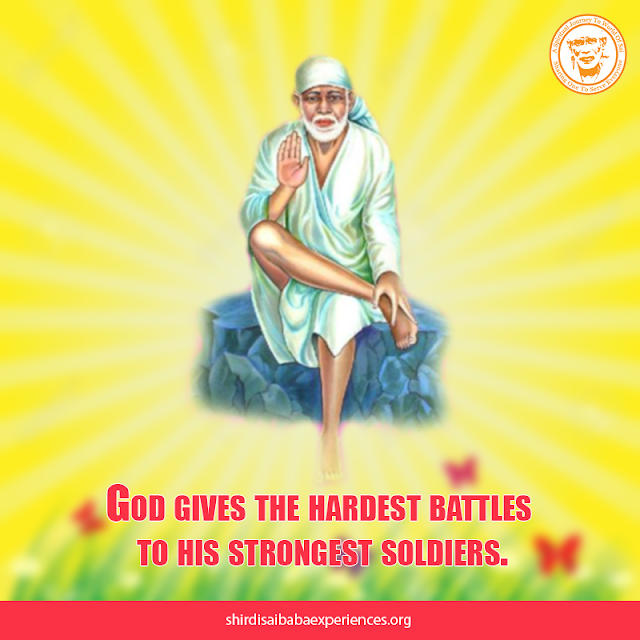 Baba Please Help Me Come Out From This Situation - Anonymous Sai Devotee