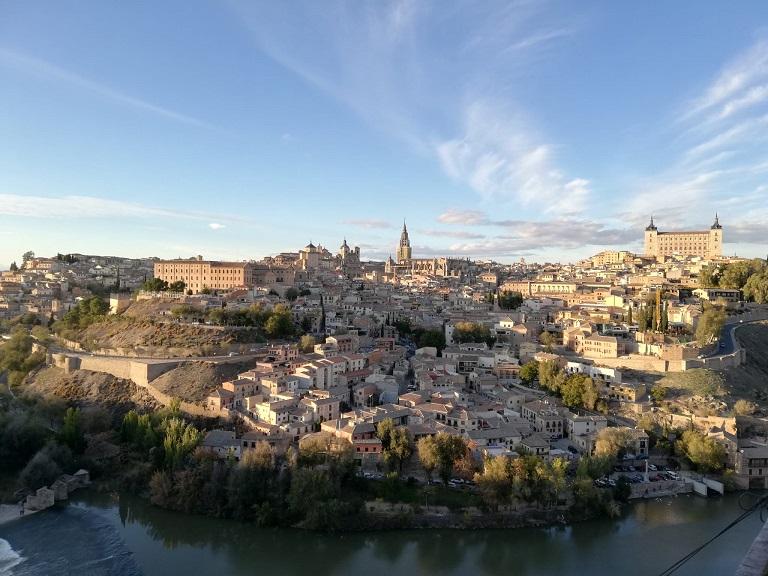 Mirador del Valle, una de las visitas imprescindibles en Toledo