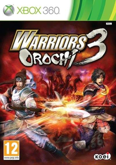 Warriors Orochi 3 Xbox 360 2012 Region Free Descargar