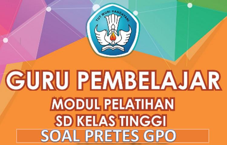 Soal Pretes Ukg Gpo Kelas Atas Sd Guru Nusantara