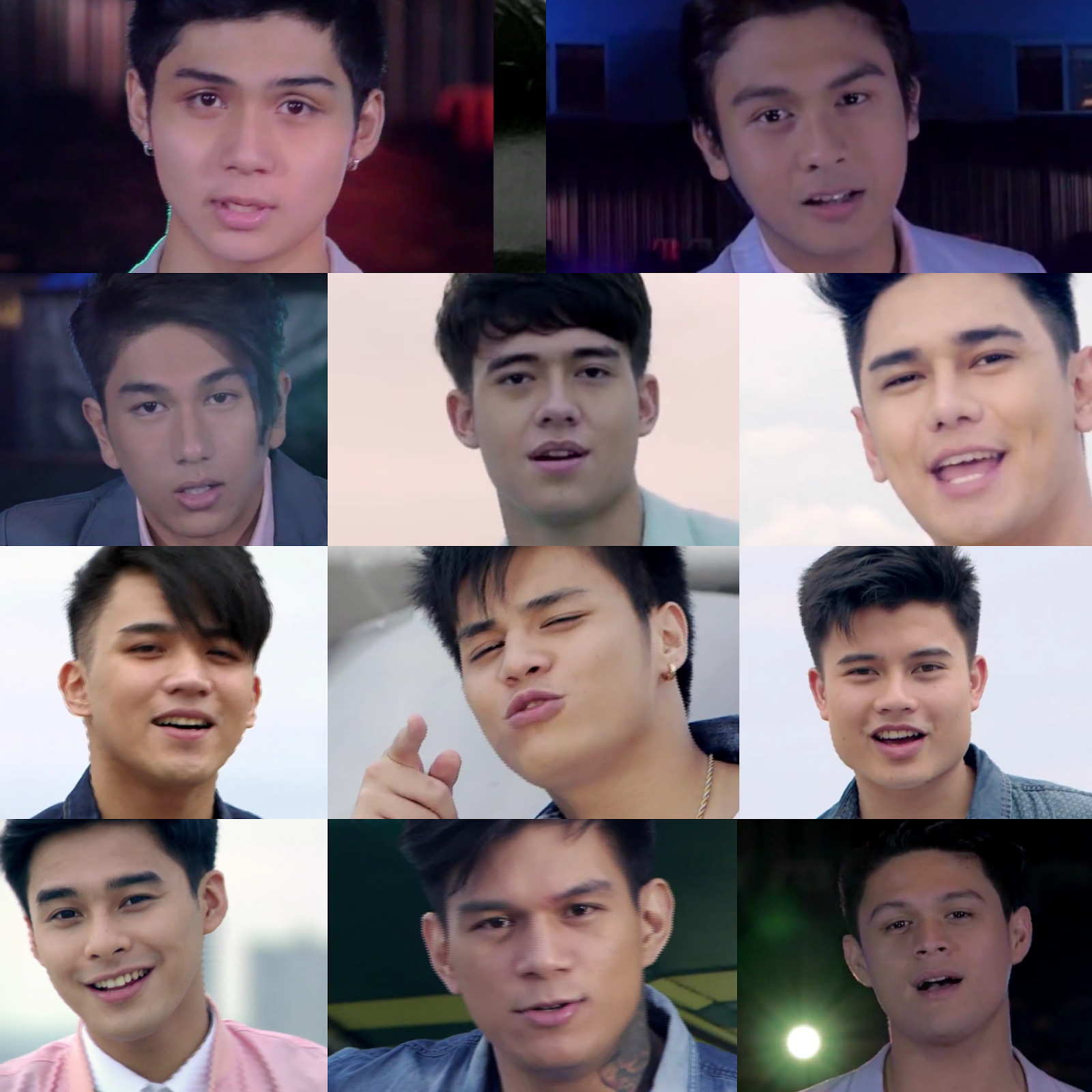 Hashtags Sakto Ka Na music video