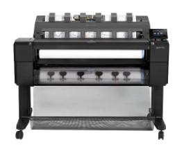 HP DesignJet T1500 Télécharger Pilote
