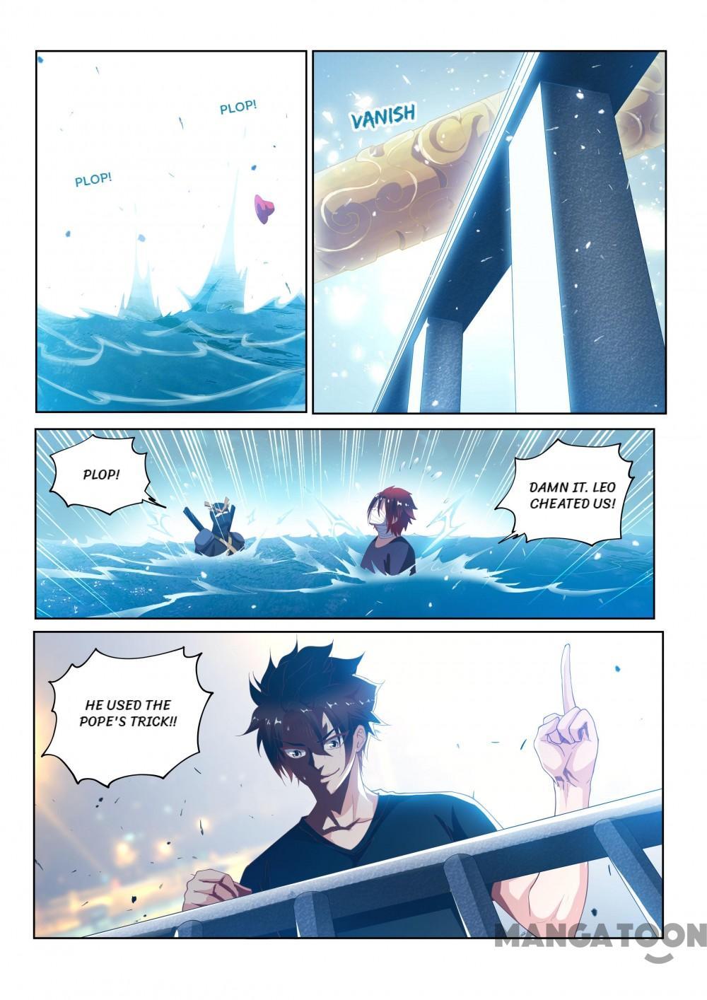 My Amazing Wechat Chapter 135 - Manga Romance