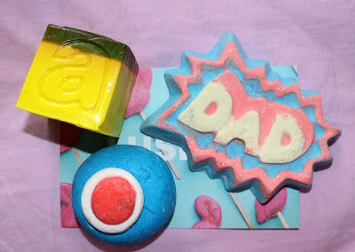 Lush Father's Day Collection