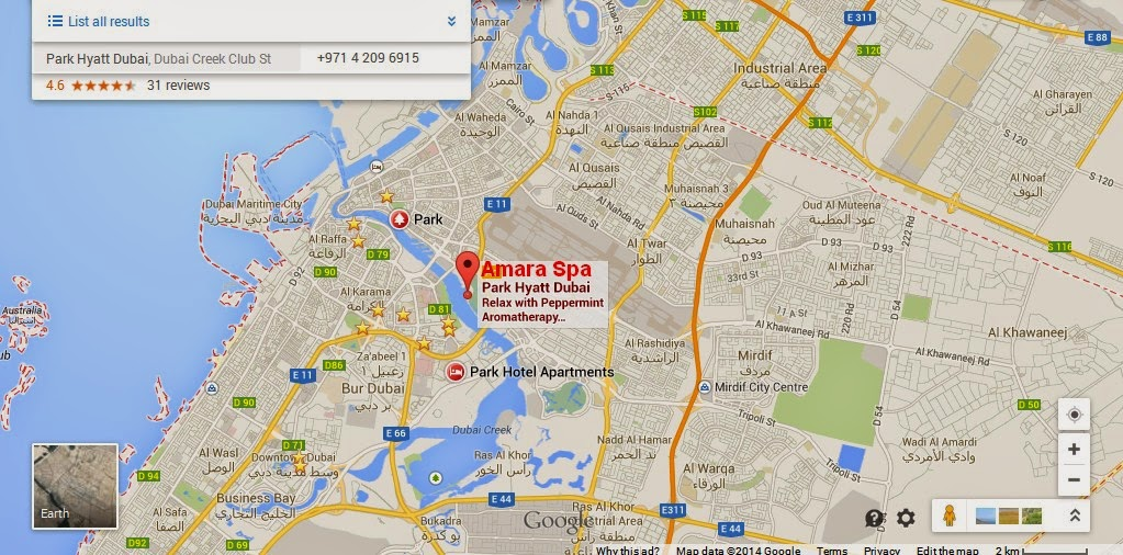 Amara Spa Dubai Location Map,Location Map of Amara Spa Dubai,Amara Spa Dubai accommodation destinations attractions hotels map reviews photos pictures