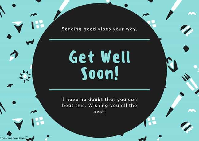 get well soon messages employee