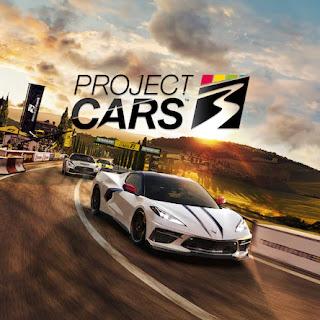 Jogo Project Cars 3 [PS4]