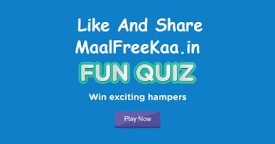 Fan Quiz Contest