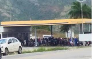 Belém-PB: Justiça Eleitoral determina busca e apreensão em posto de combustível após carreata