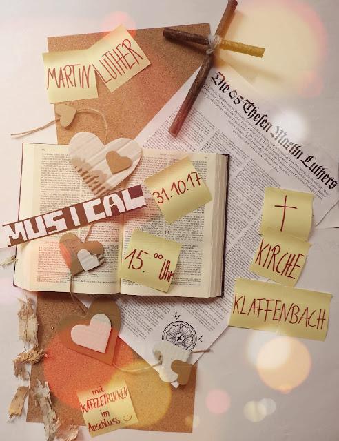 Hier klicken für Fotos vom Luther-Musical!