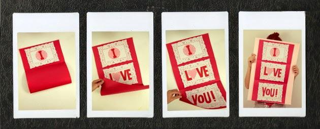 Manaulidades Para San Valentin Hermoso Letrero De Amor Un Mundo