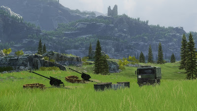 armored warfare ALPINE VALLEY