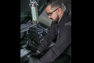 BG Platinum, nuevo y revolucionario sistema de limpieza para motores de inyección directa de gasolina
