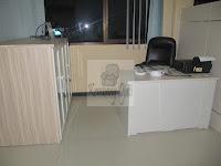 interior ruang karyawan