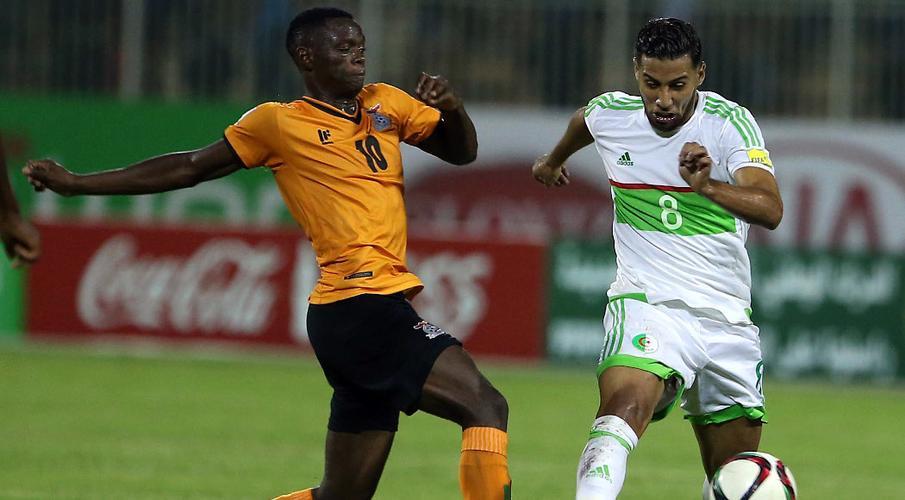مشاهدة مباراة الجزائر وزامبيا بث مباشر اليوم 14-11-2019 في تصفيات كأس الأمم الافريقية