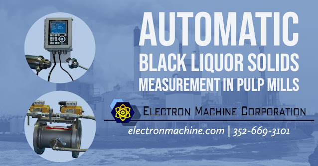 Black Liquor Solids Content Measurement