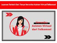 Layanan Terbaik Dari Tanya Veronika Asisten Virtual Telkomsel