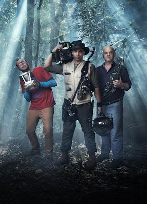 A mais nova produção original FOX Networks Group Brasil mostra a vida selvagem no Brasil como nunca vista antes - Divulgação