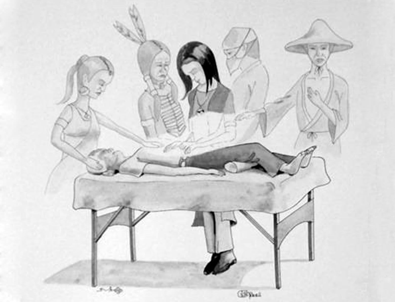 Tratamento Espiritual Presencial