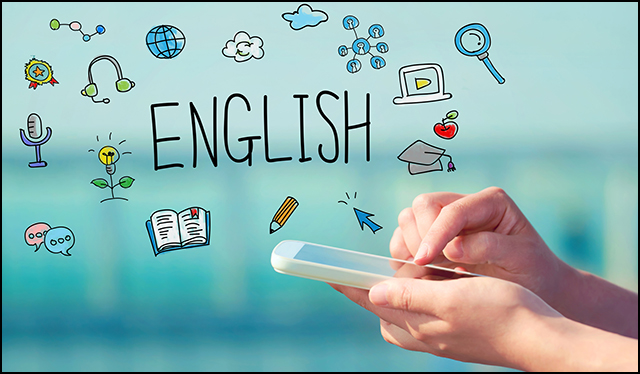 best 5 apps to learn English