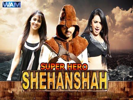 Super Hero Shehanshah 2013 Hindi Dubbed Movie Download