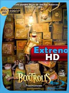 Los Boxtrolls (The Boxtrolls) (2014) HD [1080p] Latino [Mega]dizonHD