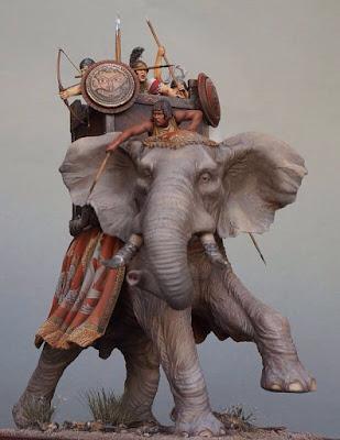 Persian War Elephant