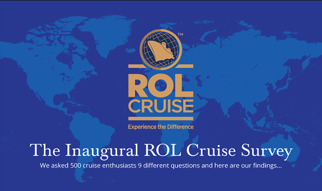 The inaugural ROL Cruise Survey #infographic