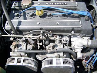 Toyota 18r engine parts