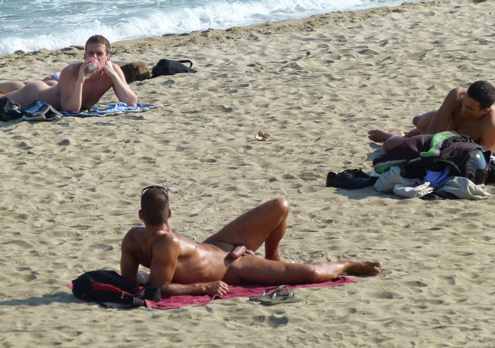 Gay Nude Beach Pictures