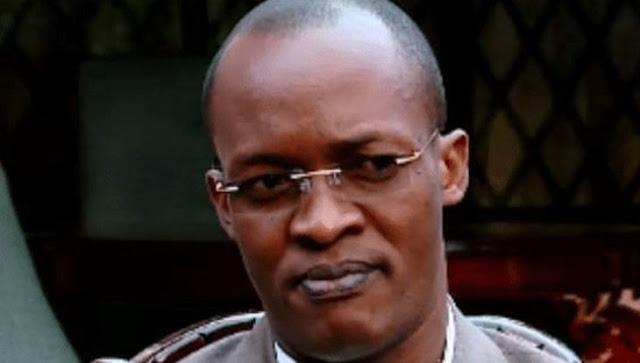 Mr Gordwins Agutu, the Director Network Action Against Corruption (NAAC)