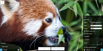 خدمة جديدة من جوجل  لضغط الصور مع الحفاظ على جودتها