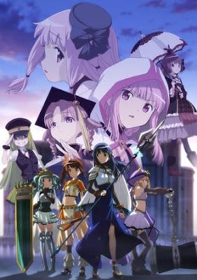 La segunda temporada de Magia Record: Mahou Shoujo Madoka Magica Gaiden