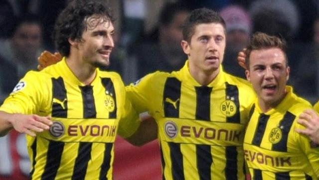La décision forte prise par Dortmund envers le Bayern Munich