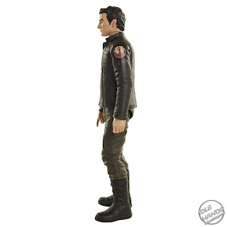 Jakks Big Fig Star Wars The Last Jedi PoE Dameron 001